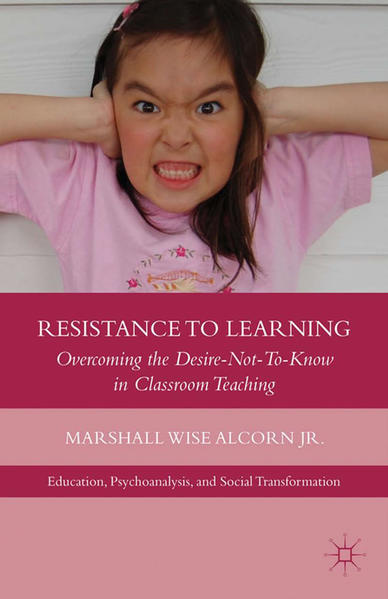Resistance to Learning - Coverbild