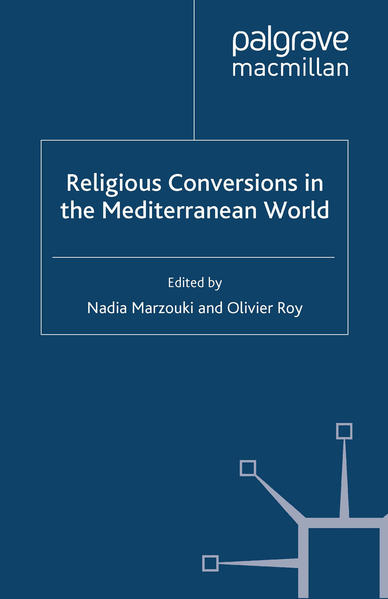 Religious Conversions in the Mediterranean World - Coverbild
