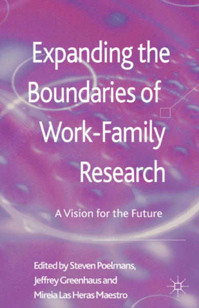 Expanding the Boundaries of Work-Family Research - Coverbild