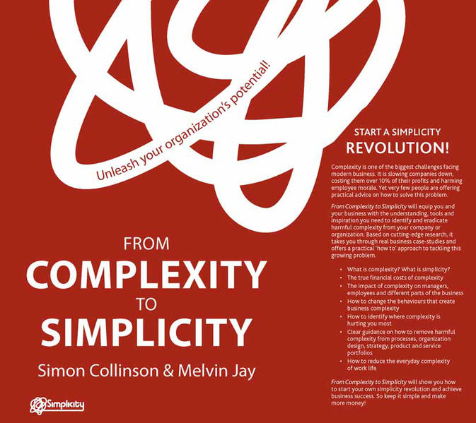 From Complexity to Simplicity - Coverbild