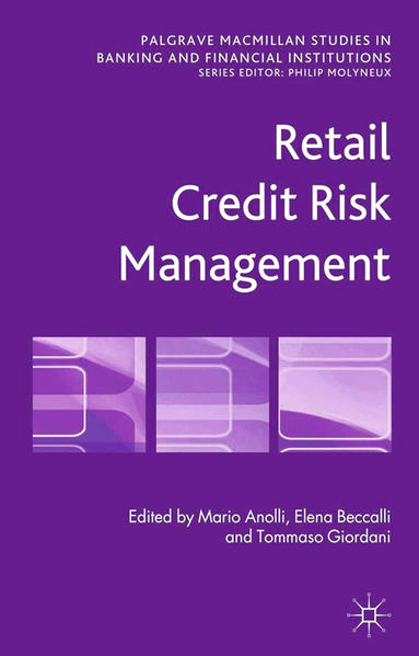 Retail Credit Risk Management - Coverbild