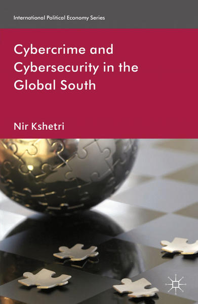 Cybercrime and Cybersecurity in the Global South - Coverbild