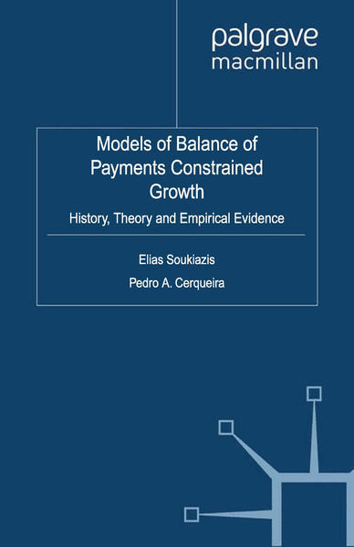 Models of Balance of Payments Constrained Growth - Coverbild