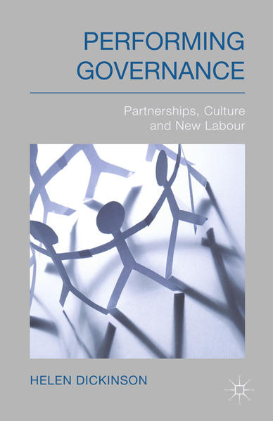 Performing Governance - Coverbild