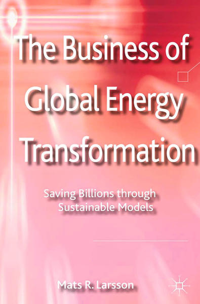 The Business of Global Energy Transformation - Coverbild