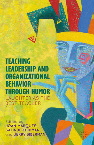 Teaching Leadership and Organizational Behavior through Humor - Coverbild