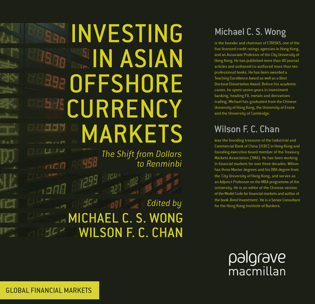 Investing in Asian Offshore Currency Markets - Coverbild
