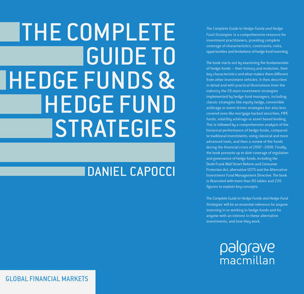 The Complete Guide to Hedge Funds and Hedge Fund Strategies - Coverbild