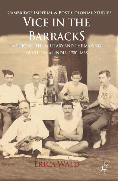 Vice in the Barracks - Coverbild