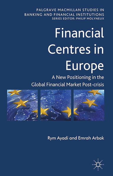 Financial Centres in Europe - Coverbild