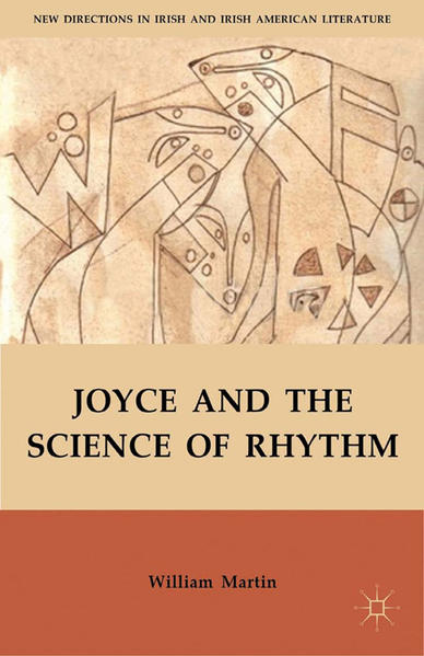 Joyce and the Science of Rhythm - Coverbild