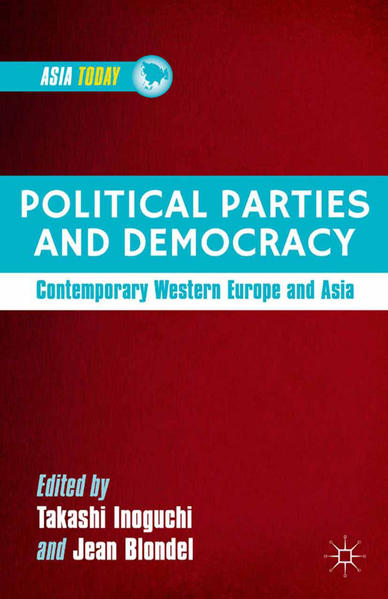 Political Parties and Democracy - Coverbild