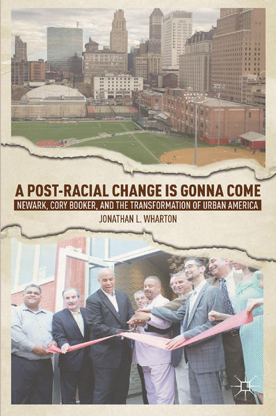 A Post-Racial Change Is Gonna Come - Coverbild