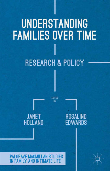 Understanding Families Over Time - Coverbild