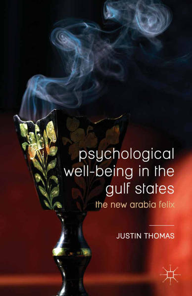 Psychological Well-Being in the Gulf States - Coverbild