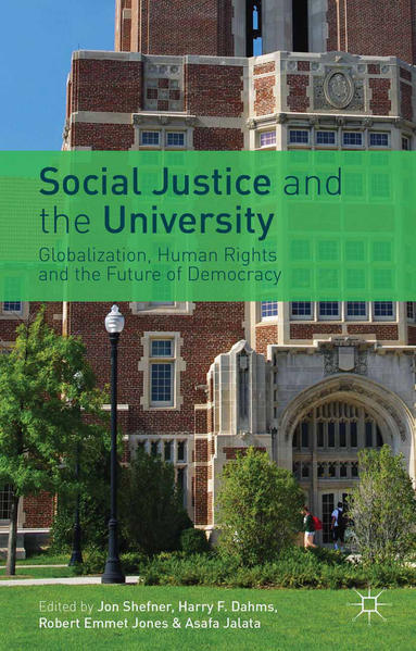 Social Justice and the University - Coverbild