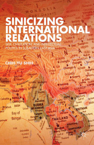 Sinicizing International Relations - Coverbild