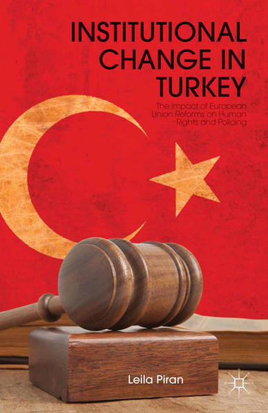 Institutional Change in Turkey - Coverbild