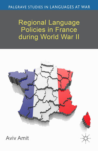 Regional Language Policies in France during World War II - Coverbild