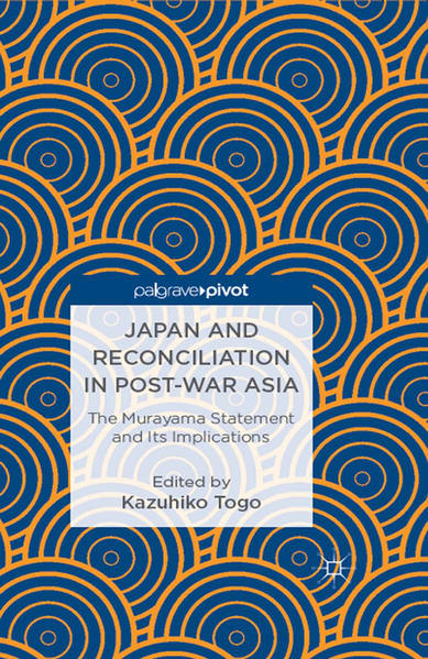 Japan and Reconciliation in Post-war Asia - Coverbild