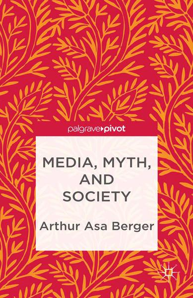 Media, Myth, and Society - Coverbild