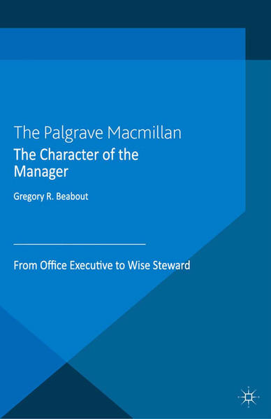 The Character of the Manager - Coverbild