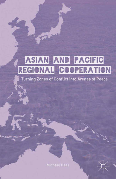 Asian and Pacific Regional Cooperation - Coverbild
