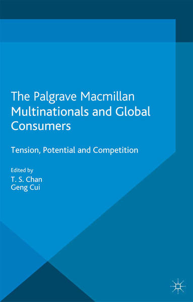 Multinationals and Global Consumers - Coverbild
