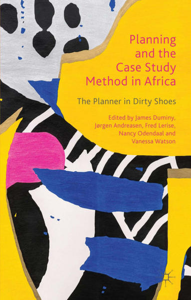 Planning and the Case Study Method in Africa - Coverbild