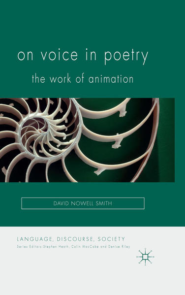 On Voice in Poetry - Coverbild