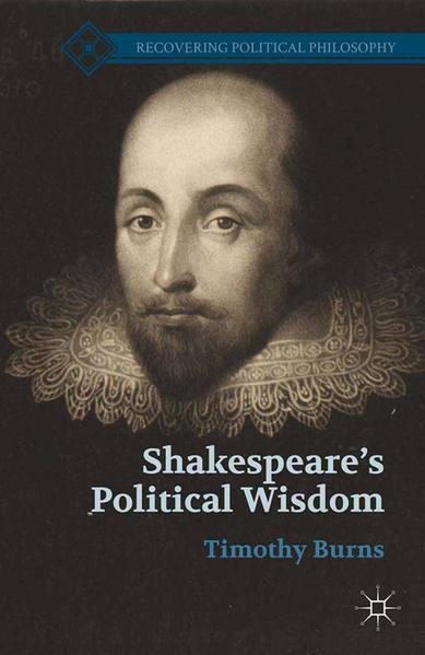 Shakespeare's Political Wisdom - Coverbild