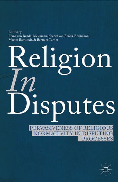 Religion in Disputes - Coverbild