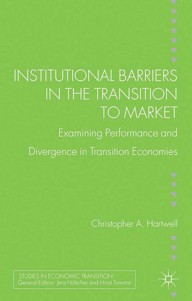 Institutional Barriers in the Transition to Market - Coverbild
