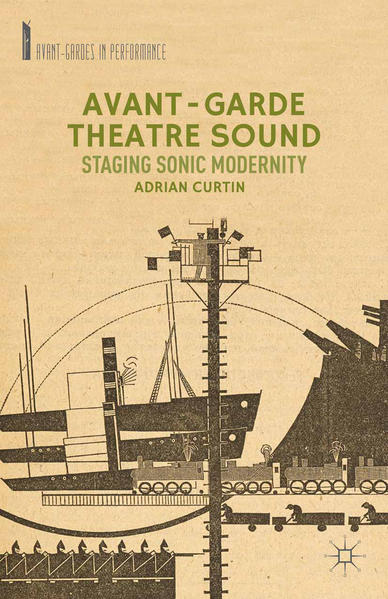Avant-Garde Theatre Sound - Coverbild