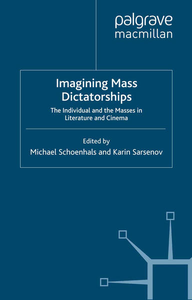 Imagining Mass Dictatorships - Coverbild