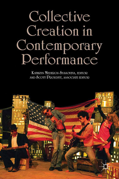 Collective Creation in Contemporary Performance - Coverbild