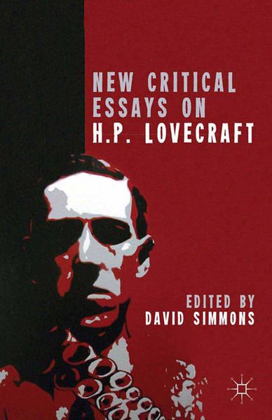 New Critical Essays on H.P. Lovecraft - Coverbild