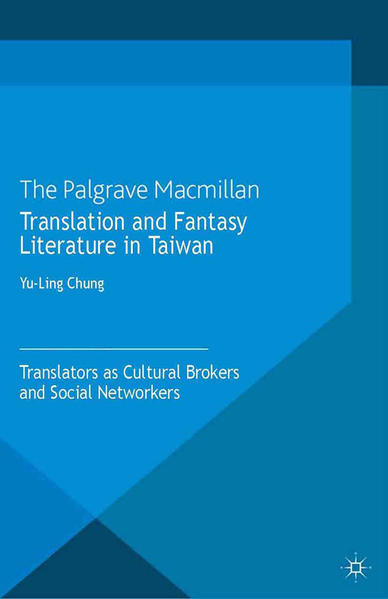 Translation and Fantasy Literature in Taiwan - Coverbild