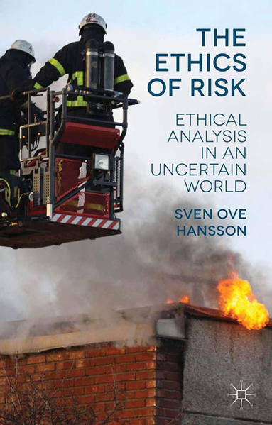 The Ethics of Risk - Coverbild