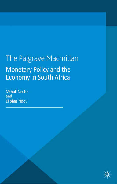 Monetary Policy and the Economy in South Africa - Coverbild