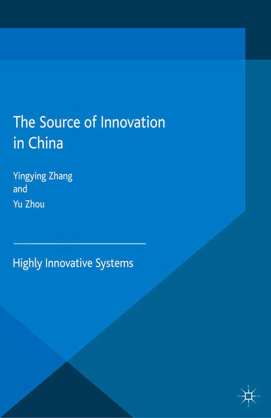 The Source of Innovation in China - Coverbild
