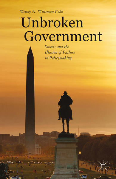 Unbroken Government - Coverbild
