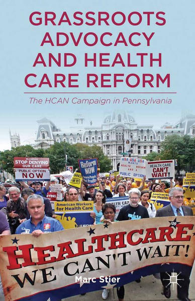 Grassroots Advocacy and Health Care Reform - Coverbild