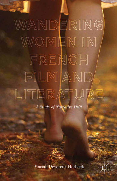 Wandering Women in French Film and Literature - Coverbild