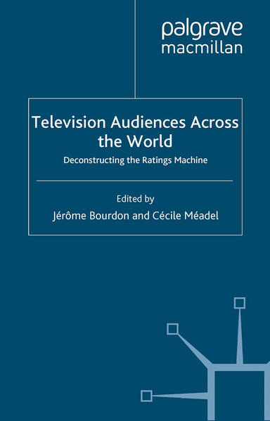 Television Audiences Across the World - Coverbild