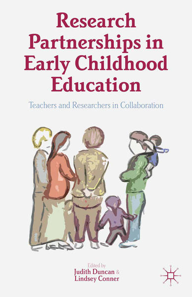 Research Partnerships in Early Childhood Education - Coverbild