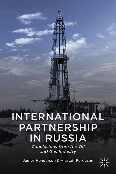 International Partnership in Russia - Coverbild