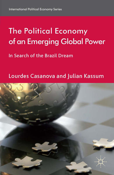 The Political Economy of an Emerging Global Power - Coverbild
