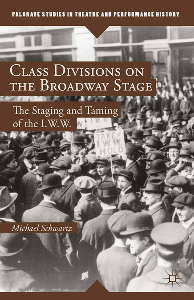 Class Divisions on the Broadway Stage - Coverbild