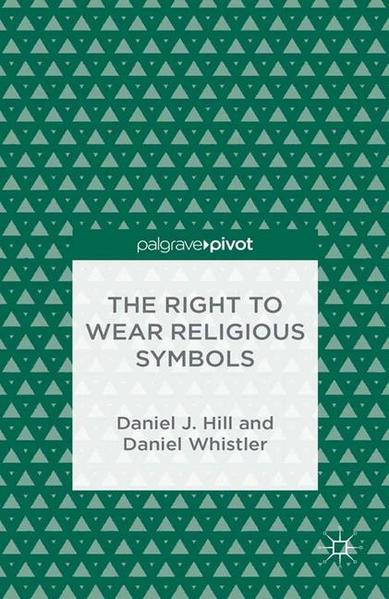 The Right to Wear Religious Symbols - Coverbild